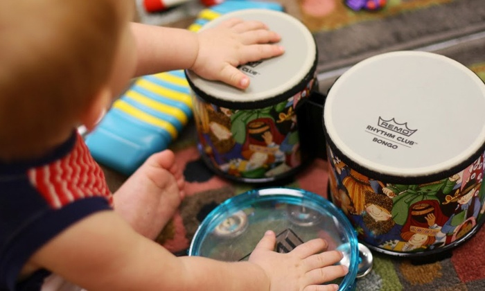 TuneBugz! Music Together - Windsor Park: $99 for 12 Weeks of Music Together Early-Childhood Music and Movement Classes at TuneBugz! ($305 Value)