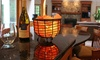 Wired Himalayan Salt Basket Lamps with Natural Rocks and Dimmer