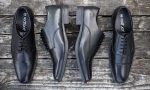 Chaussures Richelieux en cuir