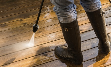 Pressure Washing for One- or Two-Story House from Prestigious Homes Preservation (Up to 57% Off)