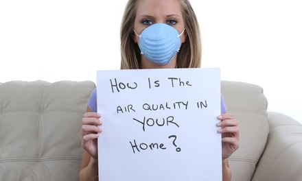 AirDuct and HVAC Cleaning from Before & After Air Care (47% Off)