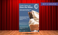 Clyde Opera go Doon The Watter, 22 July, Portland Parish Church (Up to 33% Off)