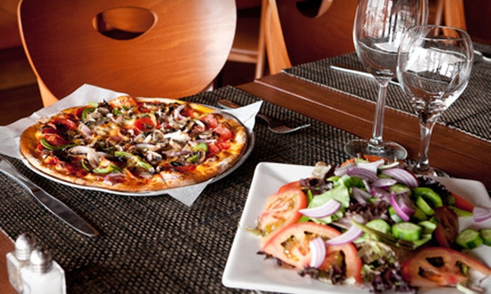 Pizza & Wine Bar - West Hollywood: $15 for $30 Worth of Pizza, Pasta, and Wine at Pizza & Wine Bar