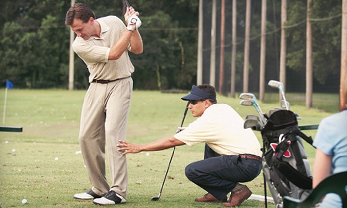 TourBound Golf Academy - Dorrance: One, Three, or Six 45-Minute Private Golf Lessons from TourBound Golf Academy in Mountain Top (Up to 83% Off)