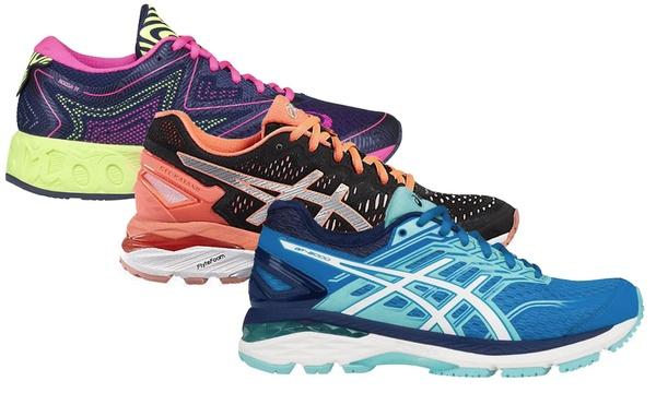 asics women's sports shoes
