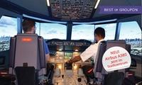 30, 60 oder 90 Min. Flight Experience im A380 Super-Jumbo-Flugsimulator in Düsseldorf bei iPilot (bis zu 54% sparen*)