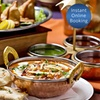 3-Course Indian Meal + Wine for 2