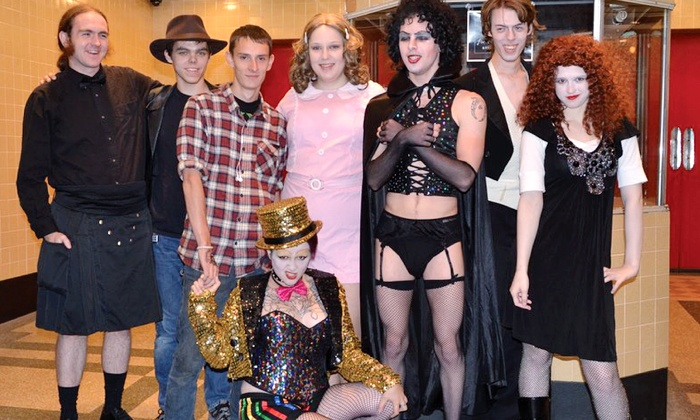 """Kiggins Theatre - Esther Short: """"The Rocky Horror Picture Show"""" with Shadow Cast on February 22 or March 22 at Kiggins Theatre (Up to 64% Off)"""