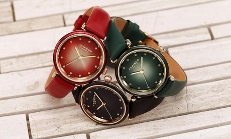 Reloj para mujer Akribos XXIV decorado con cristales de Swarovski®