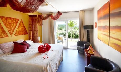 Jijona: 1 o 2 noches en suite con desayuno y descuento en actividades y wellness en Finca El Pao