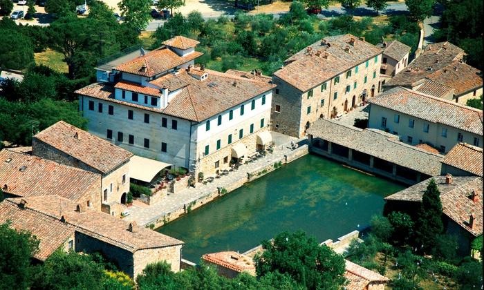 Albergo le terme in bagno vignoni toscana groupon getaways - Albergo le terme bagno vignoni ...