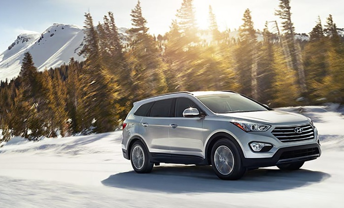 Queenstown: Two or Six-Day Family SUV or Large SUV Rental with Aerodrive
