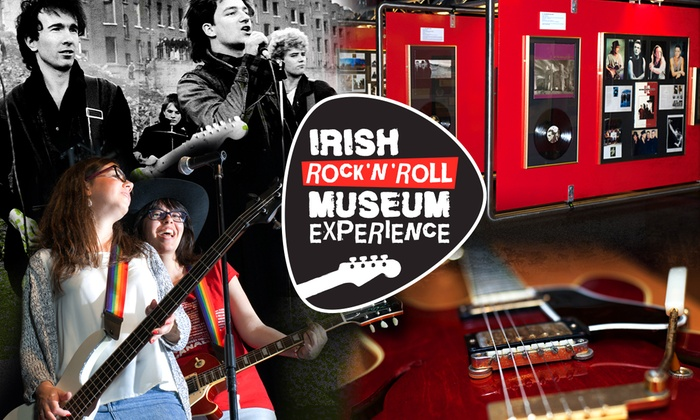 Irish Rock and Roll Museum - Dublin: Entry for One or Two to Irish Rock and Roll Museum (44% Off)