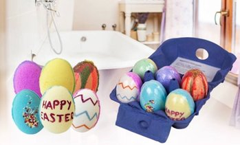 82% Off Egg Bath Bomb Gift Box