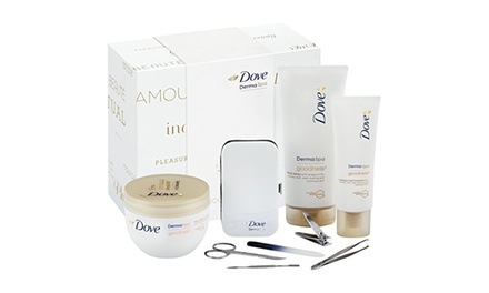 Dove DermaSpaset