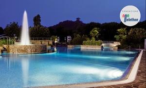 Galzignano Terme: Percorso Spa illimitato al Radisson Blu Resort Galzignano Terme nel Parco Naturale dei Colli Euganei (sconto fino a 50%)