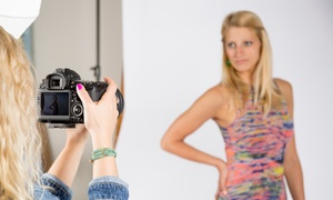 Las Vegas Photo Studio: 30-Minute Studio Photo Shoot with Wardrobe Changes and Digital Images from Las Vegas Photo Studio (84% Off)