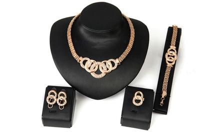 Four-Piece Jewellery Set