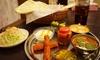 宮城県/上杉 ≪カレー3種・シシカバブー・ナン食べ放題など6品+ソフトドリンク1杯≫