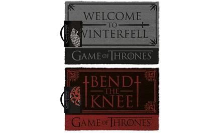 Game of Thrones Doormat