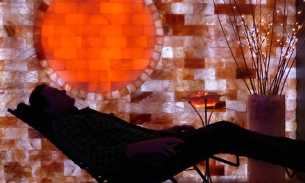 Salt Cave Session and Himalayan Salt Rocks at Salt Mine Arium, LLC (Up to 29% Off). Two Options Available.