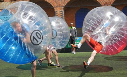 image for Zorb Football For Up To 15 People at Xtreme Soccer Ltd - Head Office (IE) (67% off)