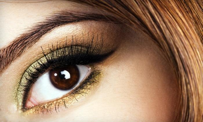 Loving Lash - Koreatown: 70 or 90 Eyelash Extensions Per Eye at Loving Lash (54% Off)