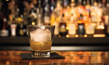 Up to 69% Off Jazz and Whisky at a Speakeasy
