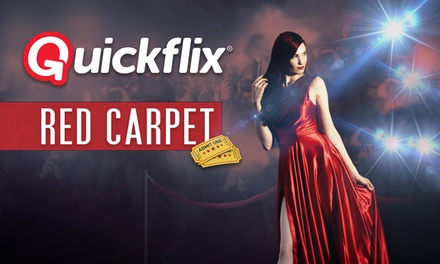 Quickflix Movie Streaming: 1month , or 3months Up to $41.97 Value