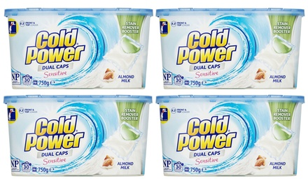 $39.95 for 120 Washing Machine Cold Power Front and Top Loader Capsules (Don't Pay $80.40)