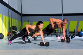 Houston Youth FIT Academy: One-Month Membership with a Personal-Training Session at Houston Youth Fit Academy (41% Off)