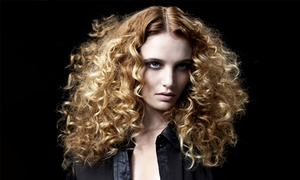 Vada: Cut, Conditioning Treatment, Blow-Wave and $40 Voucher ($59) + Colour or Highlights ($150) at Vada (Up to $375 Value)