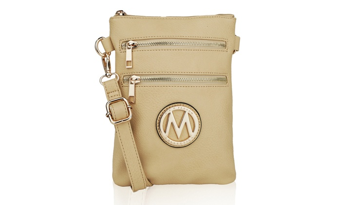 Mkf Collection By Mia K Farrow Crossbody Handbag Groupon