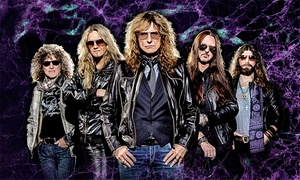 Whitesnake: Whitesnake on Friday, June 3, at 8 p.m.