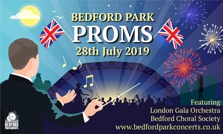 Bedford Park Proms 2019, 28 July at Bedford Park