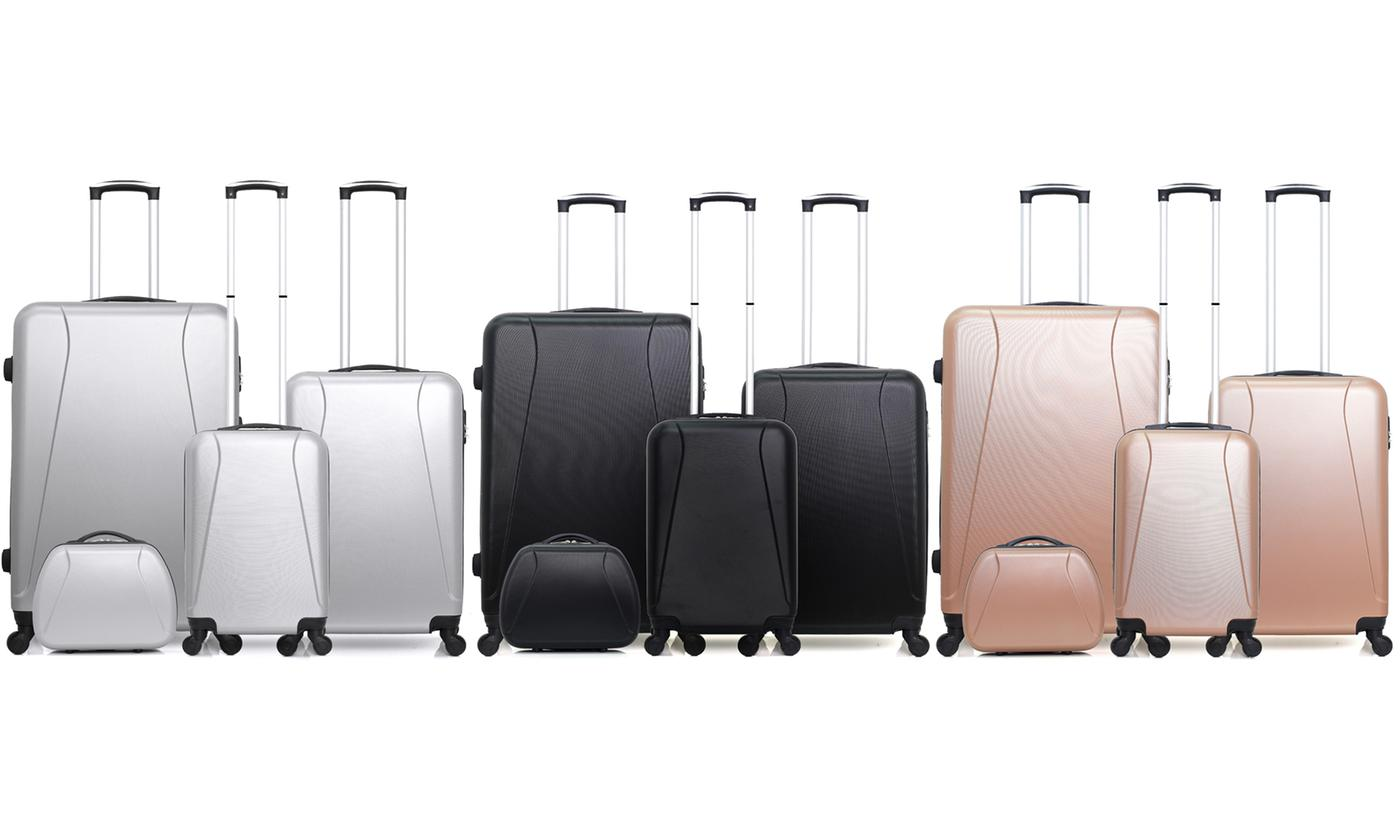 Lanzarote Four-Piece Luggage Set