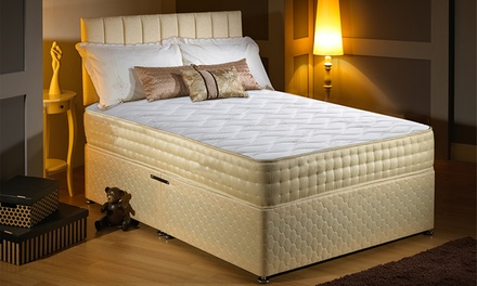 Rio Gold Bamboo and Aloe Mattress With Free Delivery