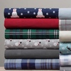 Wexley Home 100% Cotton Flannel Sheet Set