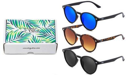 Tris occhiali Dumas Twig Concept Milano disponibili in vari modelli