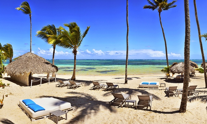 All-Inclusive Punta Cana Stay with Air from Travel by Jen