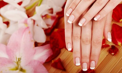 image for Regular, Shellac, or SNS Dipping Manicure and <strong>Pedicure</strong> from Kendra Wright at Salon Concepts (Up to 55% Off)