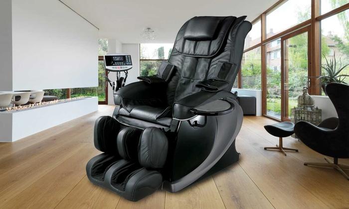Groupon Goods Global GmbH: Sillón de masaje profesional Shiatsu Berlin ECO-762i de ECO-DE® por 1499 € (70% de descuento)
