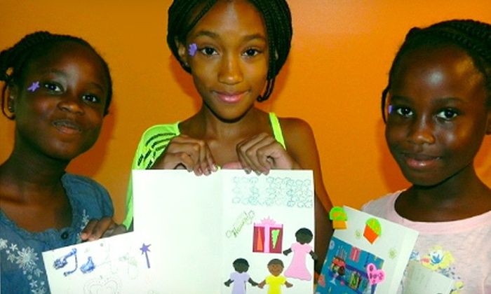 Kritters Craft - Brooklyn: Arts-and-Crafts Party Package for 10 or 20 Kids at Kritters Craft (60% Off)