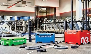 Fitness First Ipswich: One-Hour Personal Training: One or Three Sessions at Fitness First Ipswich (Up to 76% Off)
