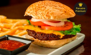 Faenza: Big Burger com batata frita e refil de refrigerante para 1 ou 2 pessoas no Faenza – Barra ou Copacabana