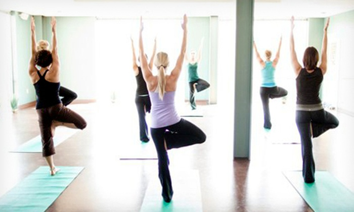 Invivo Wellness - East Side: $49 for 10 Yoga and Fitness Classes at Invivo Wellness ($120 Value)