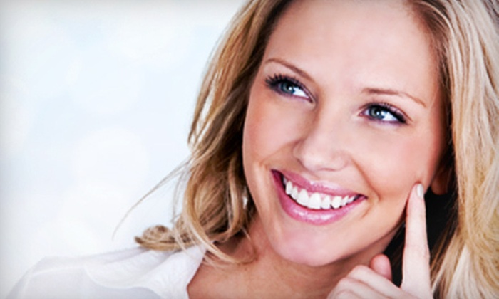 Touch of Beauty Salon & Day Spa - Northwest Side: One, Two, or Three Da Vinci Teeth-Whitening Treatments at Touch of Beauty Salon & Day Spa (Up to 55% Off)