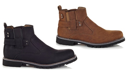 Solo Men's Casual Boots