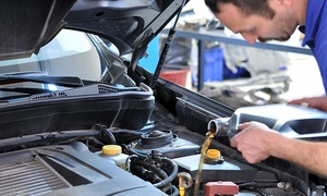 Garage Lemieux: Oil Change and Car Inspection Packages with Optional Rust-Proofing at Garage Lemieux (Up to 61% Off)