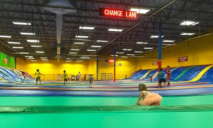 image for $10.50 for Two Hours of Jumping for One at Jumpoline Park ($15 Value)